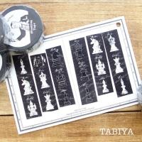 旅屋オリジナル マスキングテープ chess piece