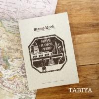 旅屋オリジナル Stamp Book/スタンプブック 船